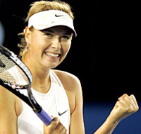 2008 Australian Open final: Maria Sharapova big favorite against Ana Ivanovic