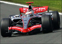 2008 Formula 1: Odds to win the Drivers Championship published