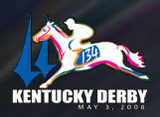 2008 Kentucky Derby betting odds and early favorites