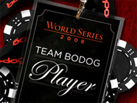 Qualify for the 2008 World Series of Poker (WSOP) for free