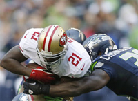 San Francisco 49ers vs. Seattle Seahawks line and spread