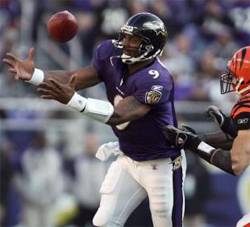 Baltimore Ravens odds to win and betting lines