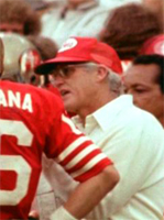 Bill Walsh - Hall of Fame football coach dies at 75