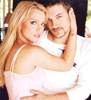 Britney Spears and K-Fed divorce drama