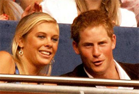 Chelsy Davy dumps Prince Harry, mystery brunette in the picture