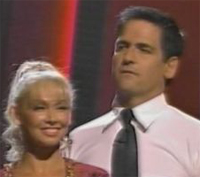 Dancing with the Stars: Mark Cuban voted off the show