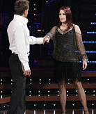 Dancing with the Stars: Priscilla Presley voted off on Tuesday