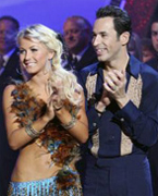Dancing with the Stars: Helio Castroneves remains favorite