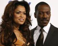 Eddie Murphy and Tracey Edmonds are splitting up