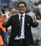 Fabio Capello now favorite to coach England