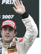 Formula 1 Fernando Alonso leaves McLaren