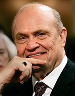 Fred Thompson to announce presidential bid next week