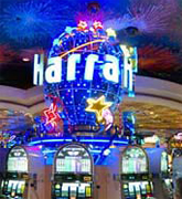 Las Vegas casinos help Harrah's 3Q profits