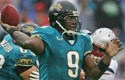 Jacksonville Jaguars: Betting odds and lines 2007