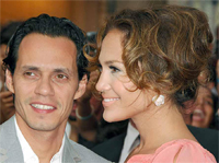 Jennifer Lopez and Marc Anthony first child, first betting odds