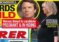 National Enquirer: John Edwards love child scandal