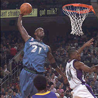 Kevin Garnett Trade - the Suns step up to the Lakers