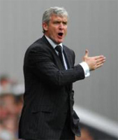 Mark Hughes named Manchester City manager