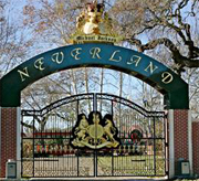 Michael Jackson faces auction of the Neverland ranch