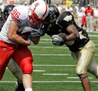 College Football: Nebraska defeats Wake Forest 20-17
