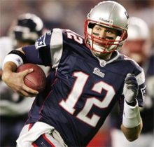 New England Patriots betting and odds