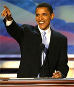 Before the New Hampshire primaries Barack Obama favorite