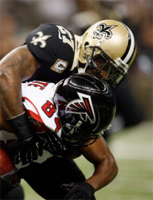 New Orleans Saints vs. Atlanta Falcons: Line and point spread