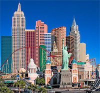 "Las Vegas shooting at the ""New York New York"" casino"