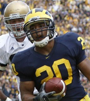 College Football Scores: Michigan leaves Notre Dame at zero for first win