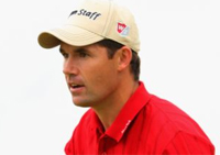 Padraig Harrington could bring the Open to a playoff