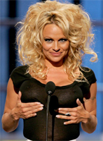 Pamela Anderson up for a quickie wedding in Las Vegas