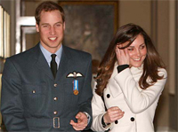 Prince William wedding to Kate Middleton pays even with UK bookies