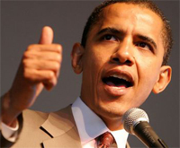 Raymond Hunter Geisel: Man arrested for threatening Barack Obama