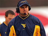 Michigan Wolverines hire West Virginia coach Rich Rodriguez