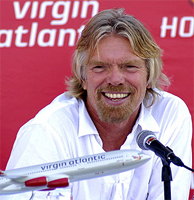richard branson research paper