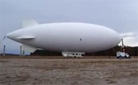 """Ron Paul Blimp"" scheduled to take off on Dec. 10th"