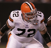 Cleveland Browns' Ryan Tucker suspended 4 games