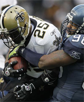 New Orleans Saints vs. Seattle Seahawks: Line and point spread