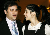 Sarah Silverman and Jimmy Kimmel calling it quits