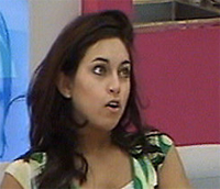 Big Brother 8: Shabnam the first eviction from BB8