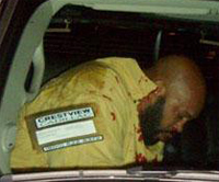 Suge Knight knocked out during money dispute