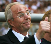 Sven-Goran Eriksson could join Manchester City