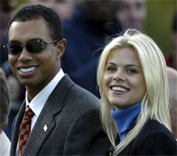Tiger Woods wife gives birth to a baby girl