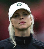 Tiger Woods's wife, Elin Nordegren, settles lawsuit over nude photos