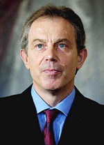 Tony Blair and casinos