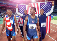 US relay team stripped of 2000 gold medals for doping
