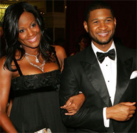 Ushers wedding with Tameka Foster cancelled
