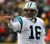 Vinny Testaverde will retire after the Panthers - Buccaneers game