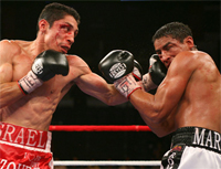 Israel Vazquez keeps WBC belt by defeating Rafael Marquez