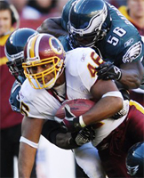 Monday Night Football: Eagles strong favorite against the Redskins